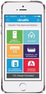 FGAS (EU) No 517/2014 regulations and the Climalife App.