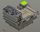 North Alwyn Alpha & Bravo Platforms (Total E&P UK) – HVAC Design Review & 3D Modelling