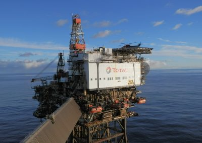 North Alwyn Platform (Total E&P UK)