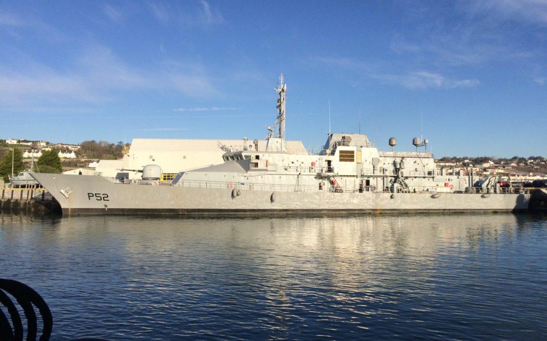 Navy Vessel Survey (Ireland) – AHU Replacement
