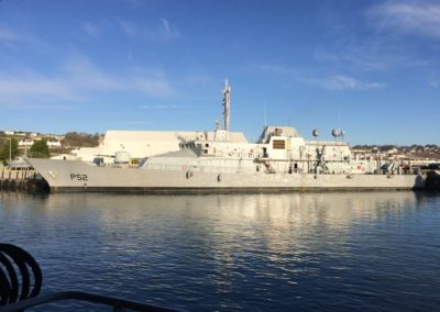 Navy Vessel Survey (Ireland) – AHU Replacement