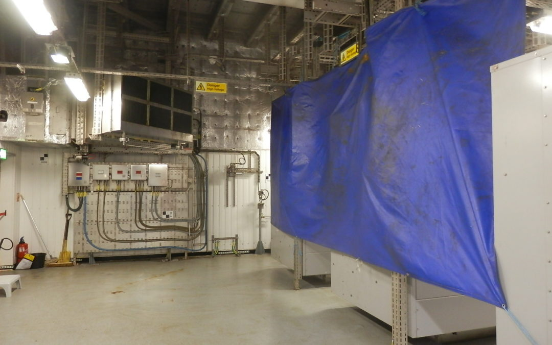 ConocoPhillips – Judy Platform Condensation Analysis
