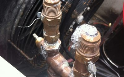 Pressure Testing Refrigeration Pipework to BSEN378 Standards