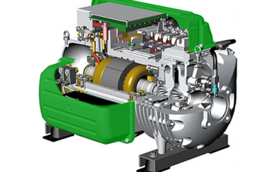 Danfoss Turbocor Compressors – High efficiency and environmentally friendly