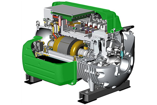 Danfoss Turbocor Compressors – High efficiency and environmentally friendly
